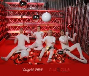 cuuclubjõulud